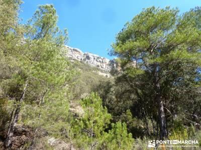 Hundido de Armallones - Alto Tajo; ruta sierra de madrid; visitas guiadas madrid;conocer gente